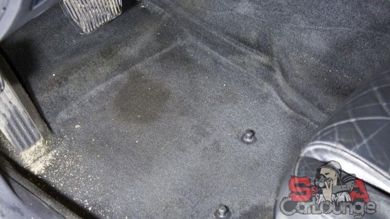 Химчистка салона автомобиля Volvo XC90. Последующая консервация салонной кожи и декоративного пластика