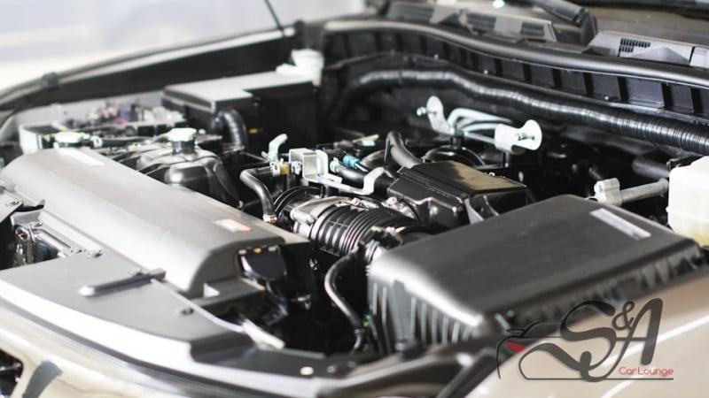 Безопасная мойка двигателя патом на примере Nissan Patrol. работа проводится парогенератором с применением специальных моющих средств