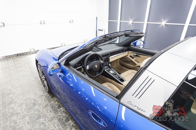 салон машины