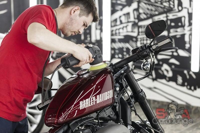 бак мотоцикла