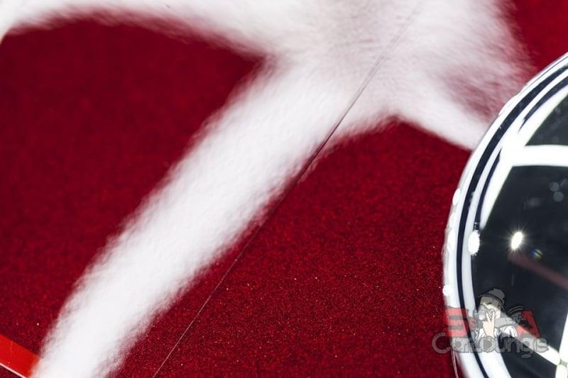 зазор на обшивке